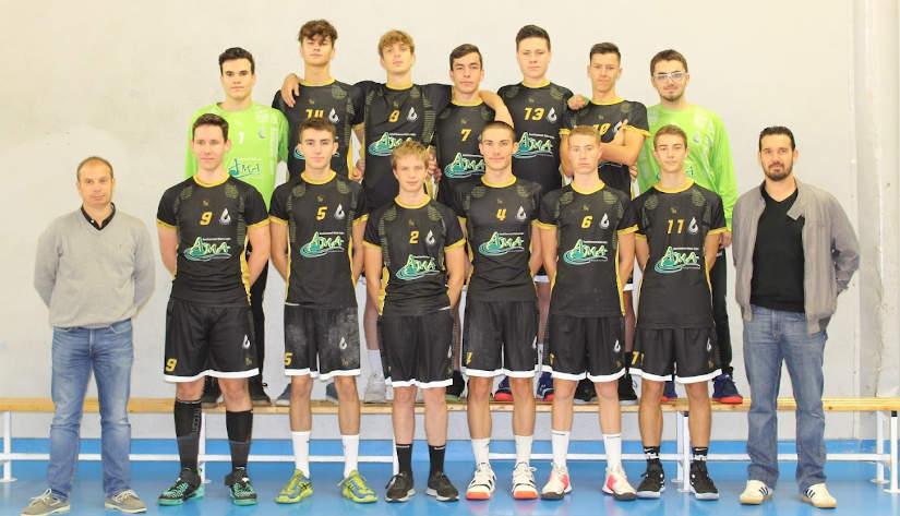 Photo U18 masculins